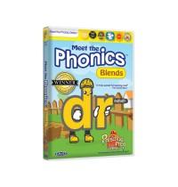 Meet the Phonics 3 - Blends Video